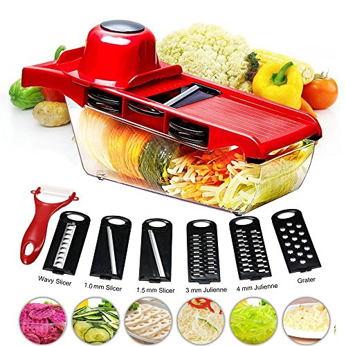 Ram® 6 in One Multi-Function Veg...