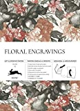 Floral Engravings: Gift & Creative Paper Book Vol. 79 (Gift & Creative Papers Vol 79)