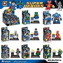 Sempera (TM) 8/Lot dlp9014 de Construction Super Héros Avengers Ultron mini-figurines Darkseid Gorille Grood Batman Superman Flash briques