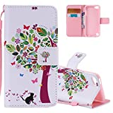 Funda iPod Touch 5,Carcasas para iPod Touch 6,EMAXELERS Funda iPod Touch 6th Generation Cuerpo...