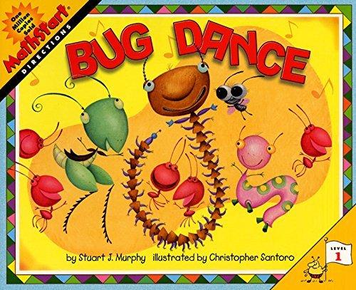 Bug Dance (MathStart 1) by Stuart J. Murphy (2001-12-18)