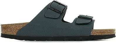Birkenstock Schuhe Arizona Birko-Flor Nubuk Schmal