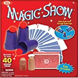 POOF-Slinky - Ideal 40-Trick Magic Show Kit, 0C340 by Poof Slinky (English Manual)