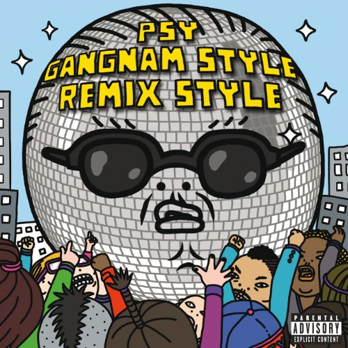 Gangnam Style (강남스타일) (Afrojac...
