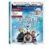 Frozen (Blu-ray + DVD + Digital Copy) + Exclusive DVD Bonus Disc