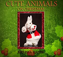 Cute Animals on Christmas : Picture Books for Kids (English Edition) de [Hayes, Melissa]