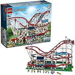Lego Montagne Russe, Multicolore, 10261