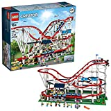 LEGO- Roller Coaster, 10261, Clear