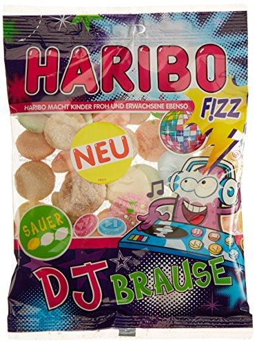 HARIBO DJ Brause -Beutel, 15er Pack (15 x 175 g)