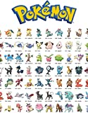 #2: Pokemon: Pokedex, Character Guide, Lists, & Names
