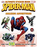 Spider-Man Ultimate Sticker Book Amazing Adventures (Ultimate Stickers)