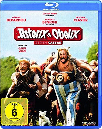 Bild von Asterix & Obelix gegen Caesar [Blu-ray]