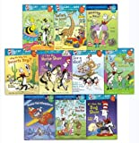 Cat In The Hat Young Readers Collection 10 Books Set