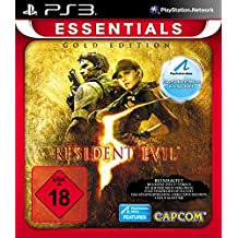 Resident Evil 5 Gold Move Essentials (PS3) DE-Version