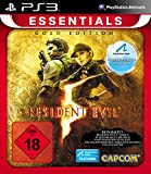 Resident Evil 5 - Gold (Move-Edition)  [Essentials]