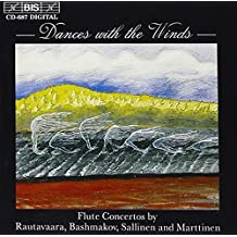 Dances With The Wind (Flötenkonzerte)