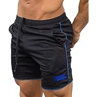FRAUIT Pantaloncini Palestra Uomo Bodybuilding Shorts Uomini Running Bermuda Basket Pantalone Tuta Sportive Pantaloni…