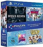 PlayLink Bundle (Wissen ist Macht, Hidden Agenda, SingStar Celebration & That's You!) - [PlayStation 4]