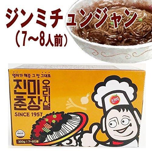 Jjajang Koreanische schwarze Bohnenpaste 300g Korea Essen