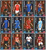 Picture Of MATCH ATTAX 2018/19 FULL SET OF TWELVE (12) RISING STAR CARDS #361-372