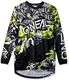 Element Youth Jersey Attack Black/hi-viz XL