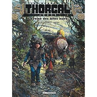 Les Mondes de Thorgal : Louve, Tome 6 : La reine des Alfes noirs