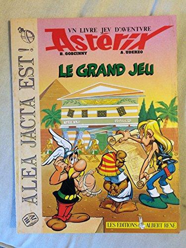 Le grand jeu par Albert Uderzo