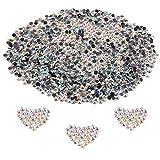 *Versand aus Deutschland* 1400 Hotfix Kristall AB Strass Steine Strasssteine Glitzersteine Set SS16