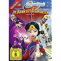Lego DC Super Hero Girls - Im Bann des Diamanten