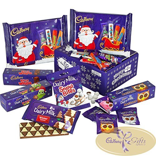 Cadbury Gifts Direct Christmas Super Fun Pack by Cadbury Gifts Direct