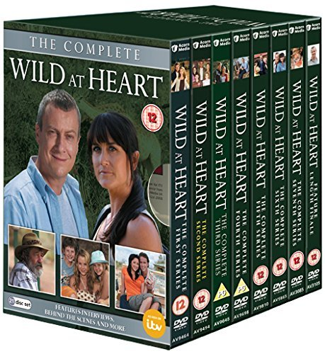 Wild at Heart Series 1-8 Complete Boxed Set [DVD] [UK Import]