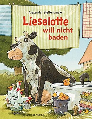 Lieselotte will nicht baden (Rasensprenger Tier)