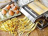 Acciaio inox pasta macchina pasta Machine pasta maker