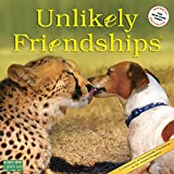 Unlikely Friendships Wall Calendar 2018