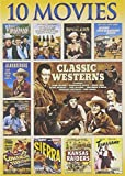 Classic Westerns, 10-Movie Collection: When Daltons Rode / The Virginian / Whispering Smith / The Spoilers / Comanche Territory / Sierra / Kansas Raiders / Tomahawk / Albuquerque / Texas Rangers Ride Again by Randolph Scott