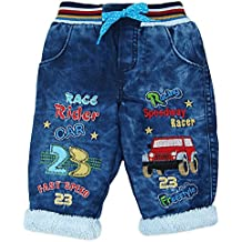 Baby Jeans Gr 86 THERMO