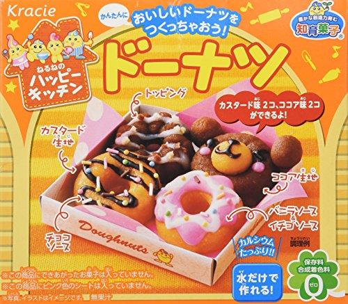 Kracie Popin' Cookin' Set Soft Donuts DIY Süßigkeiten