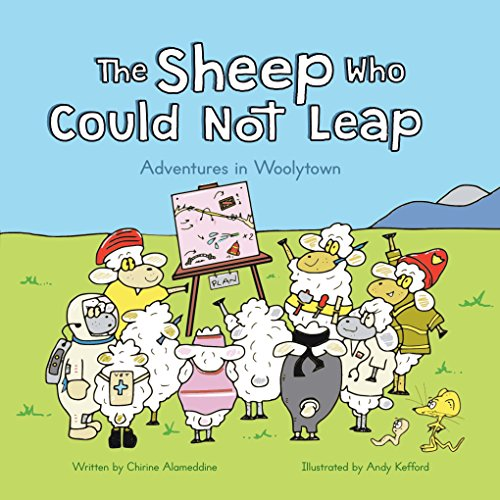 The Sheep Who Could Not Leap: Adventures in Woolytown (English Edition)