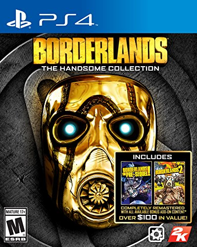 Borderlands: The Handsome Collection - Playstation 4 by 2K Games