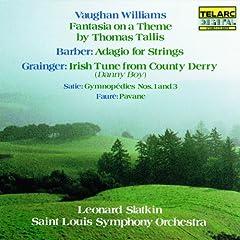 Vaughan Williams: Tallis Fantasia & Barber: Adagio