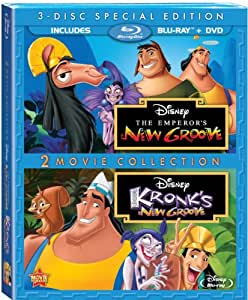 Emperor's New Groove / Kronk's New Groove [Blu-ray] [US Import]