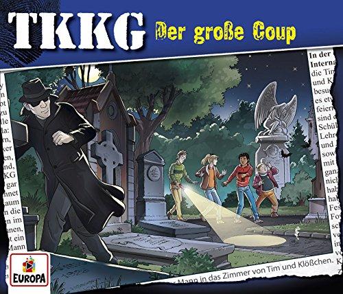 TKKG (200) Der große Coup - Europa 2017