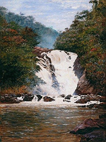 votorantim-waterfall-jos-ferraz-de-almeida-jnior-canvas-prints-28-by-37-unframed