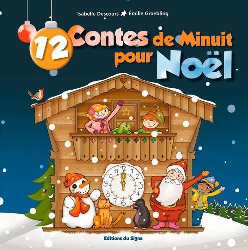 12 contes de minuit pour Noël