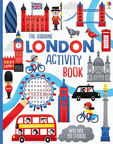 London activity book (Activity Books)