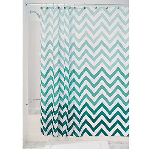 interdesign-ombre-chevron-fabric-shower-curtain-183-x-183-cm-mint-multi-color