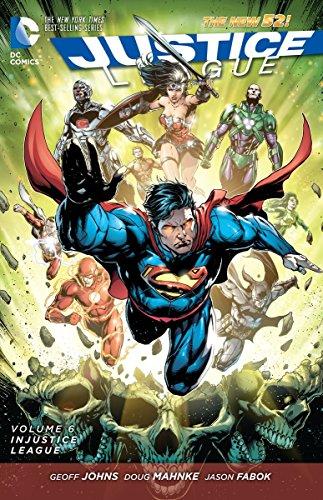 Justice League TP Vol 6 Injustice League (Justice League: the New 54)