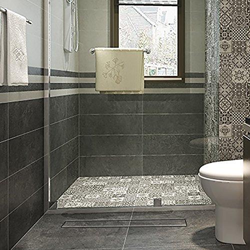 caniveau douche l 39 italienne top des ventes. Black Bedroom Furniture Sets. Home Design Ideas