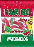 10x80g Haribo Wassermelonen Helal/Halal Gummibärchen Fruchtgummi