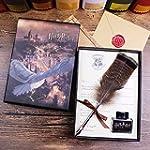 Feather Pen ECVISION Antique Dip Feat...